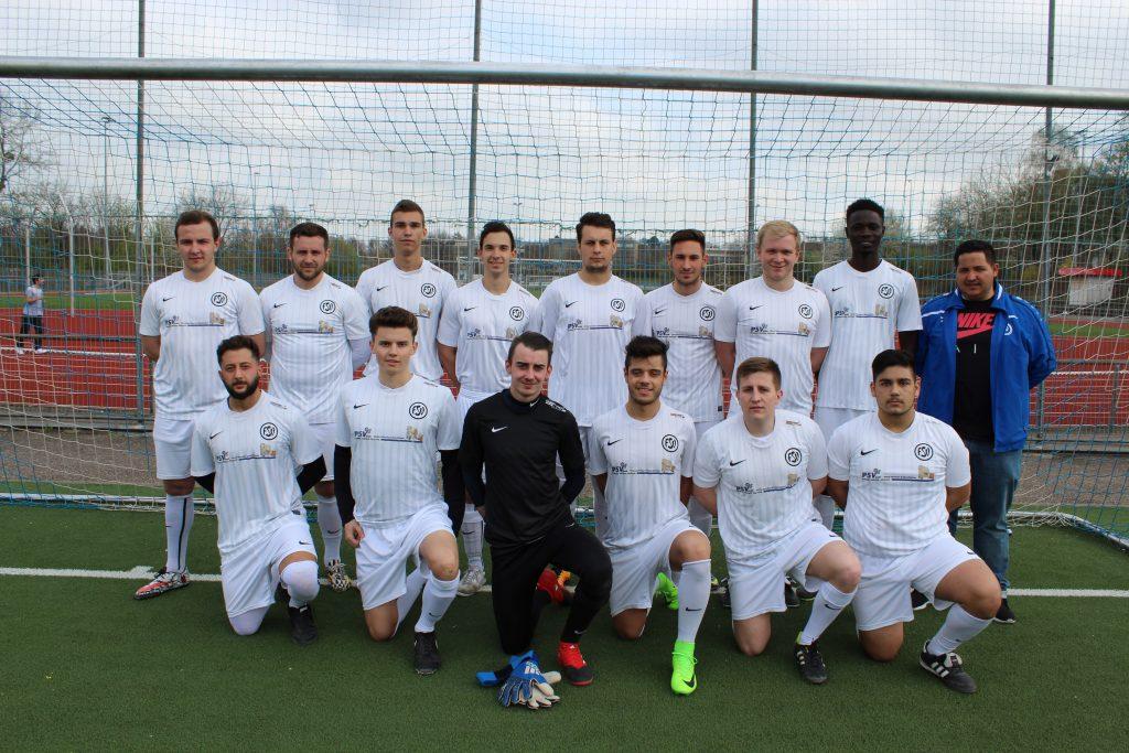 Bild der zweiten Mannschaft des FSV Buckenberg